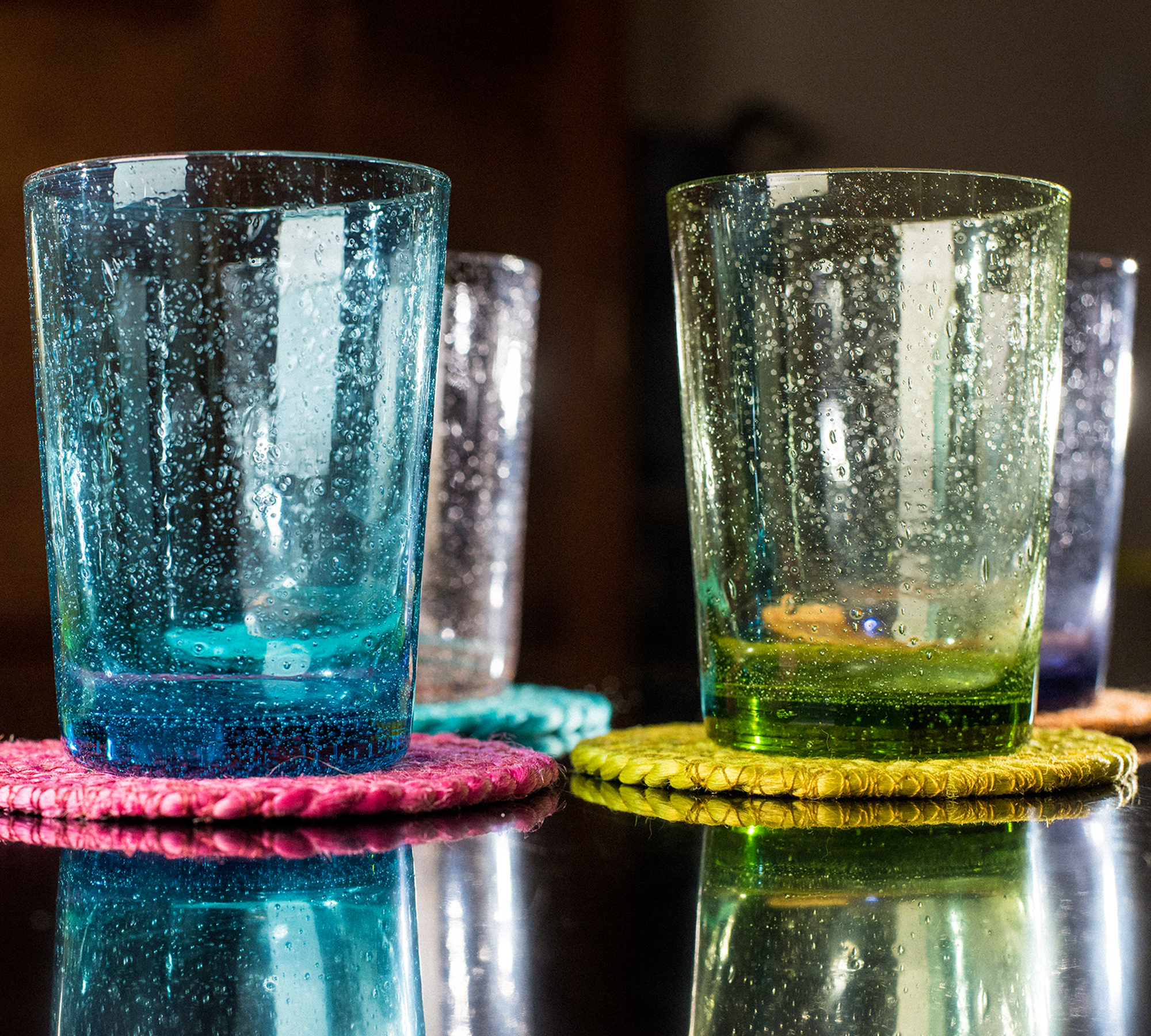 Recycled Bubble Glass Collection Pressfix Pressfix Co Formerly Gift Guide Portal
